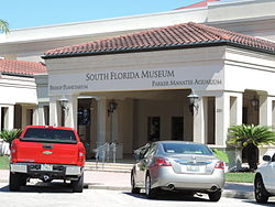 South_Florida_Museum_Main_Entrance_2014