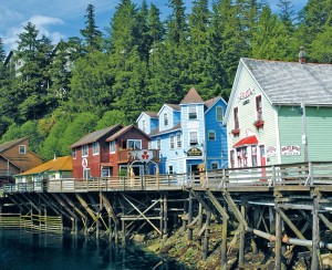 Ketchikan, Alaska, Creek Street