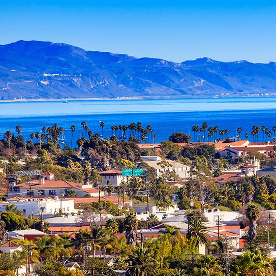 Santa Barbara Charter Bus Rentals